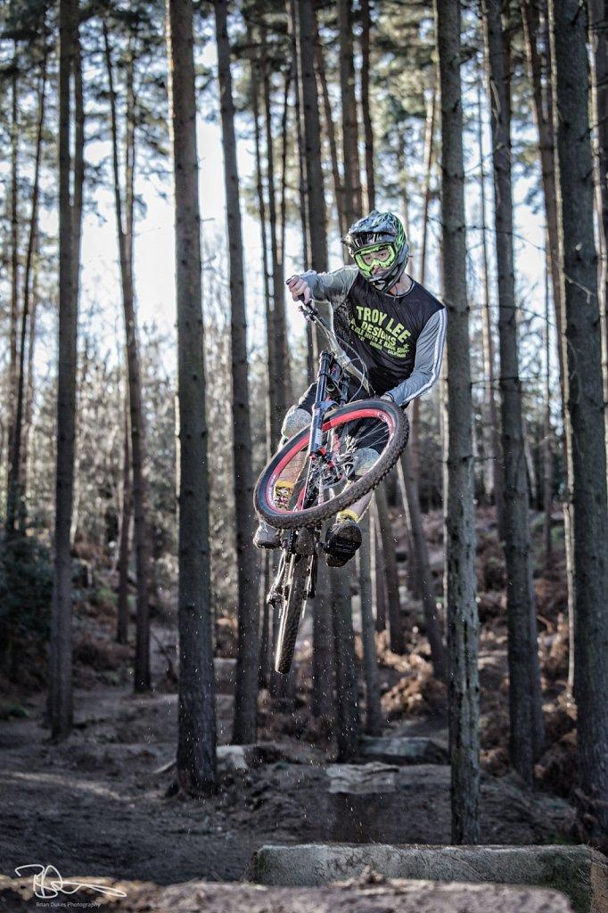 Patrick Jumping @ Woburn